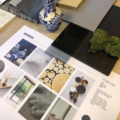 Interieurontwerp en lichtplan in Driebergen