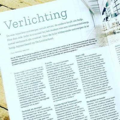 Artikel in Installicht Magazine
